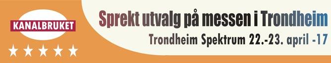 OUTSIDE TOP + BOTTOM BANNER TRONDHEIM