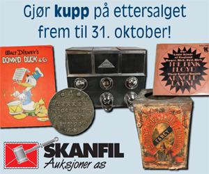 (Outside Top Banner) + Small SKANFIL ETTERSALG 196
