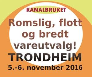 [Outside Top Banner + Small Screen ] - Kanalbruket Trondheim