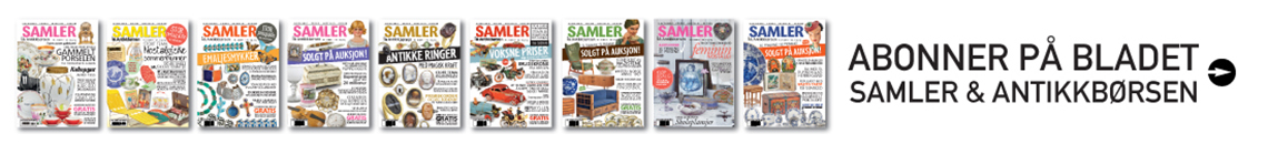 [Outside Top Banner] - Samler Antikkborsen